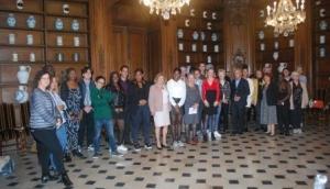 Boursiers de la Légion d'Honneur 2019