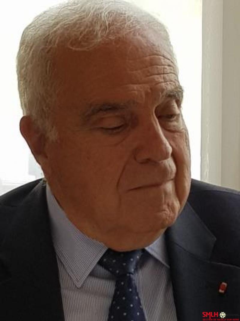 Le général Vincent Lanata